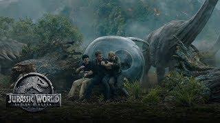 VIDEO: JURASSIC WORLD 2: FALLEN KINGDOM – Teaser Trailer