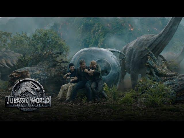 Jurassic World: Fallen Kingdom Trailer Teaser