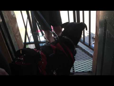<p>Benz takes an adventure in Zion National park! This is a clip from the Zip Lining part of the adventure. </p>