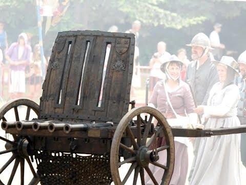 """Mis videos: """"Batalla: Beverhoutsveld (1382). Primera victoria de las armas de fuego"""""""