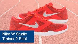 Nike W Studio Trainer 2 Print - фото