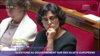 Communiqué de presse // Gilles LURTON interpelle la Ministre du Travail et de l'Emploi sur les Emplo