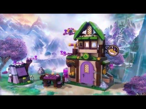 Конструктор Отель Звёздный свет - LEGO ELVES - фото № 4