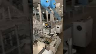 mask making machine youtube video
