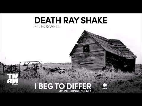 Death Ray Shake feat. Boswell - I Beg To Differ (Avon Stringer Remix)