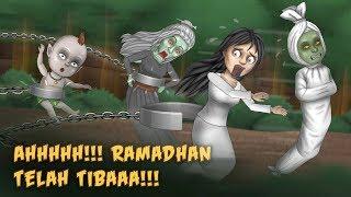 Video Ketika Hantu Dibelenggu di Bulan Ramadhan   Kartun Lucu MP3, 3GP, MP4, WEBM, AVI, FLV Mei 2019