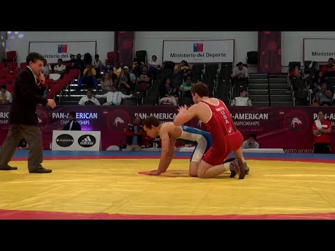 71KG F, Pat Smith, USA vs. Josh Proctor, CAN
