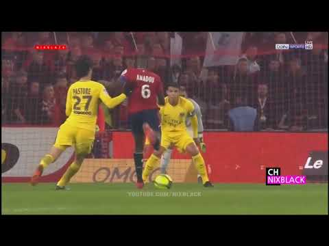 PSG vs Lille 3-0 All goals & Highlights English Commentary 02 02 2018 HD 1080P