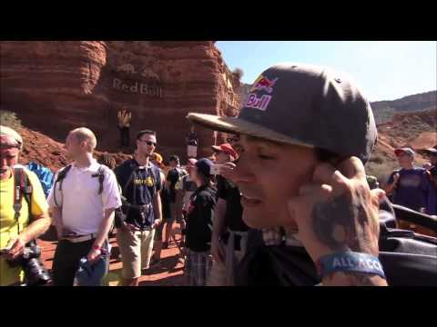 EVASIÓN TV: RED BULL RAMPAGE 2014 - Andreu Lacondeguy