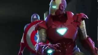 Nonton Iron Man And Captain America Heroes United Trailer By Conejotonto Film Subtitle Indonesia Streaming Movie Download