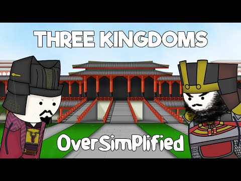 Download Three Kingdoms - OverSimplified HD Mp4 3GP Video and MP3