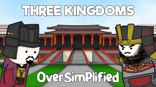 Video Three Kingdoms - OverSimplified MP3, 3GP, MP4, WEBM, AVI, FLV Mei 2019