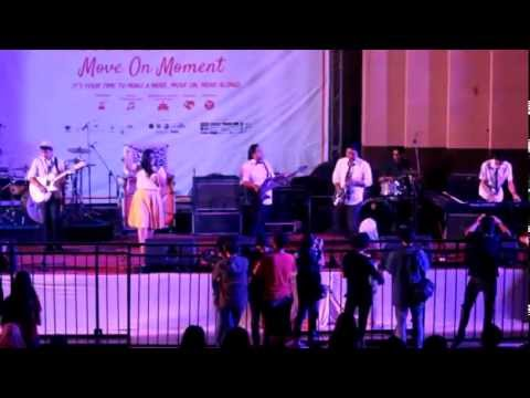 Andien-Moving On (LIve)@Movement2015