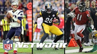 Patriots, Steelers, or Falcons: Who Has the Best Offense Heading into the 2017 Season? | GMFB | NFLN by NFL Network