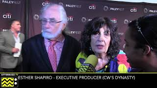 "Video Esther Shapiro talks CW's ""Dynasty"" Reboot PaleyFest 2017 - AfterBuzzTV MP3, 3GP, MP4, WEBM, AVI, FLV Februari 2018"