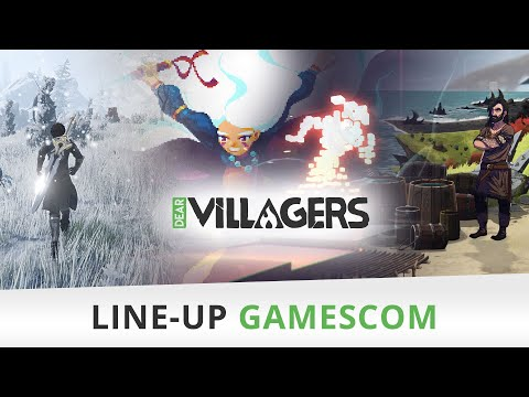 Dear Villagers - Gamescom 2019 Line-up Trailer de
