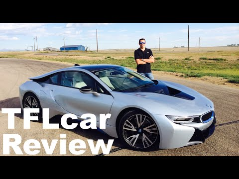 2015 BMW i8 Racetrack Review: The Ultimate Hybrid Racing Machine?