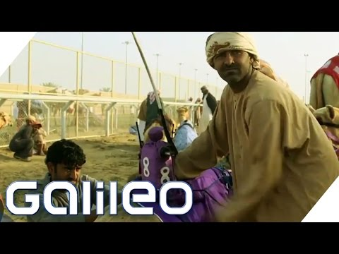 Gastgeber der WM 2022 - Wie tickt Katar? | Galileo | ProSieben