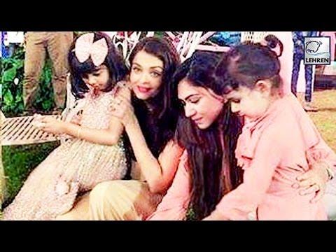 Video Aaradhya Bachchan's Birthday Party INSIDE View   Aishwarya Rai   LehrenTV download in MP3, 3GP, MP4, WEBM, AVI, FLV January 2017