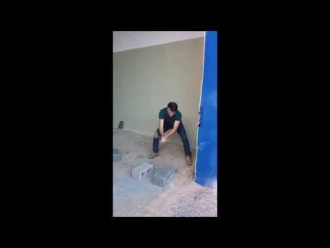 ICF Diferenciais - Demonstração Polyurea NUKOTE