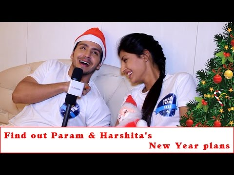 #New Year Special : Find out Param & Harshita's Ne