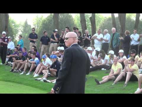 Women's Long Drive Competition – 2011 Canadian University/College Golf Championship