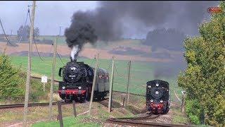 Video Dampfloks - Volldampf vorraus - Steam Trains - full steam ahead MP3, 3GP, MP4, WEBM, AVI, FLV Agustus 2019