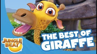 Video The Best of Giraffe - Jungle Beat Compilation [Full Episodes] MP3, 3GP, MP4, WEBM, AVI, FLV September 2018
