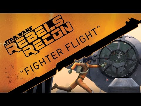 flight - Rebels Recon #3 features an in-depth look at the Star Wars Rebels episode
