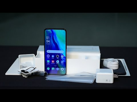 Oppo Reno 10x Zoom: Unboxing, first look