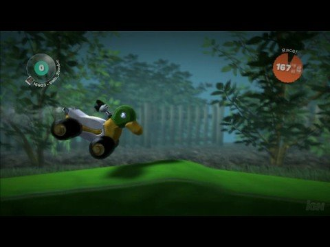 Little Big Planet: Duckroll Mobile