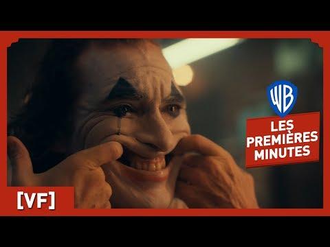 Joker – Regardez les premières minutes du film [VF]