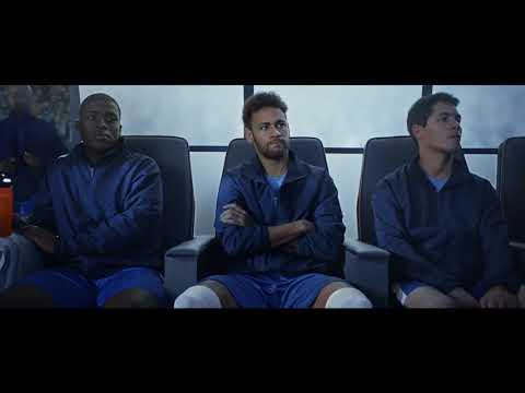 Neymar Jr. no banco