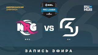 NRG vs SK - ESL Pro League S7 NA - de_train [ceh9, GodMint]