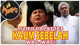 Video Strategi Cantik Jokowi : SP3 HRS Membuat Pihak Sebelah Was-Was !! Cebong Ga Perlu Bimbang... MP3, 3GP, MP4, WEBM, AVI, FLV Desember 2018