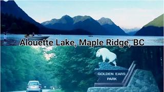 Maple Ridge (BC) Canada  city photos : Alouette Lake, Maple Ridge, BC, Canada