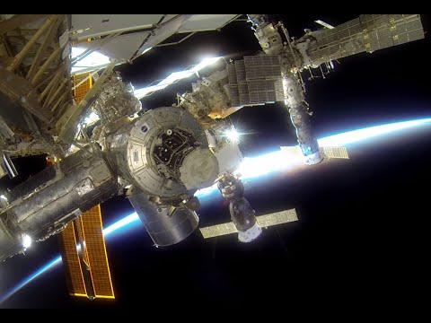 GoPro-videokuvaa avaruudesta