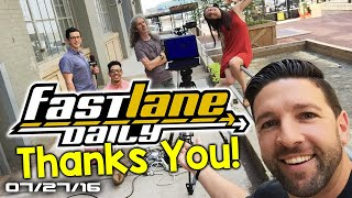 Fast Lane Daily Says Goodbye…for now - Fast Lane Daily by Fast Lane Daily
