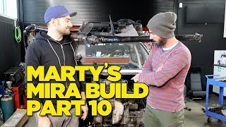 Marty's Mira Build - Part 10
