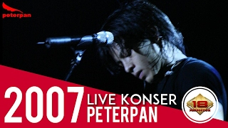 Peterpan - Mungkin Nanti (Live Konser Palembang 2007) Video