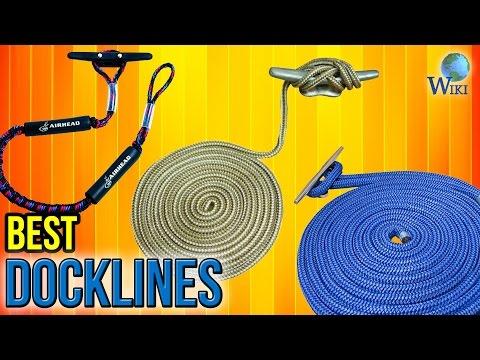 6 Best Docklines 2017