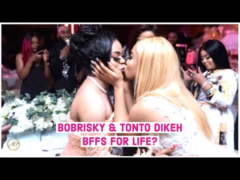 10 Reasons Why BOBRISKY Love TONTO DIKEH So Much!