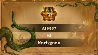Alb987 vs Noriggoon, game 1