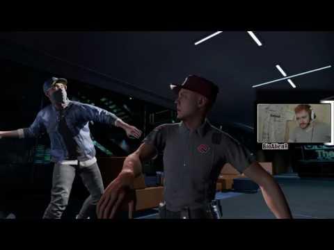 Watch Dogs 2 - Прохождение со стрима pt1