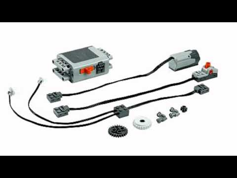 Video See the latest video of Power Functions Motor Set 8293