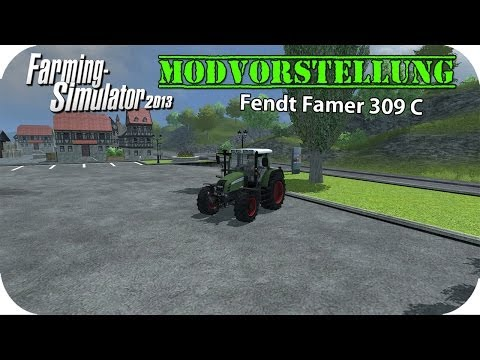 Fendt 309 C Famer v2.1 mr