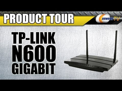Newegg TV: TP-LINK TL-WDR3600 N600 Wireless Dual Band Gigabit Router Product Tour