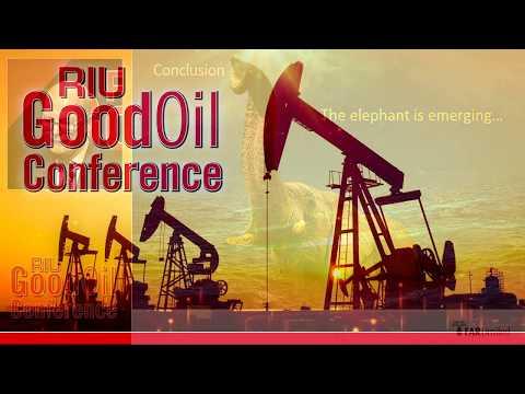 RIU Good Oil Presentation 2017