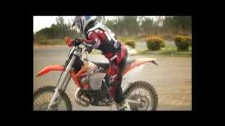 9. KTM 200XCW (Electric Start) Test Ride