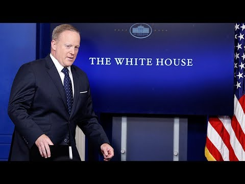 Fact check: Sean Spicer saying things